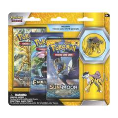 Legendary Beasts Collector's Pin 3-Pack Blister - Raikou