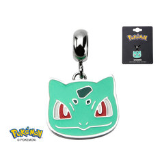 Bulbasaur Stainless Steel Dangle Charm