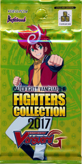 VGE-G-FC04 Fighters Collection 2017 Booster Pack