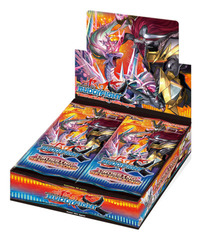 BFE-X-BT01A Crossing Generations Booster Box