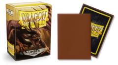 Dragon Shield Standard-Size Sleeves - Matte Umber - 100ct