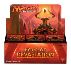 Hour of Devastation Booster Box (English)