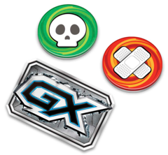 GX Marker plus Burn and Poison Counters