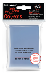 Ultra Pro Small Size Sleeve Covers - 60ct