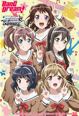 Weiss Schwarz BanG Dream! Booster Pack
