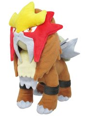 Japanese Pokemon Entei Plush PP63 8