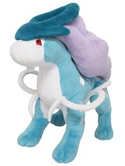 Japanese Pokemon Suicune Plush PP64 9