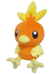 Japanese Pokemon Torchic Plush PP67 8
