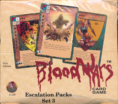 Blood Wars Escalation Packs Set 3: