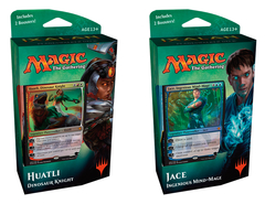Ixalan Set of 2 Planeswalker Decks - Jace & Huatli