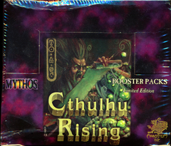 Mythos: Cthulhu Rising Limited Edition Booster Box