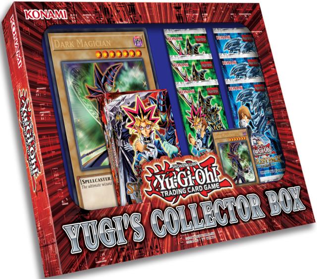 Yugis Collector Box