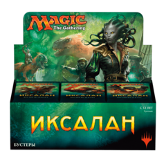 MTG Ixalan Booster Box (Russian) Иксалан