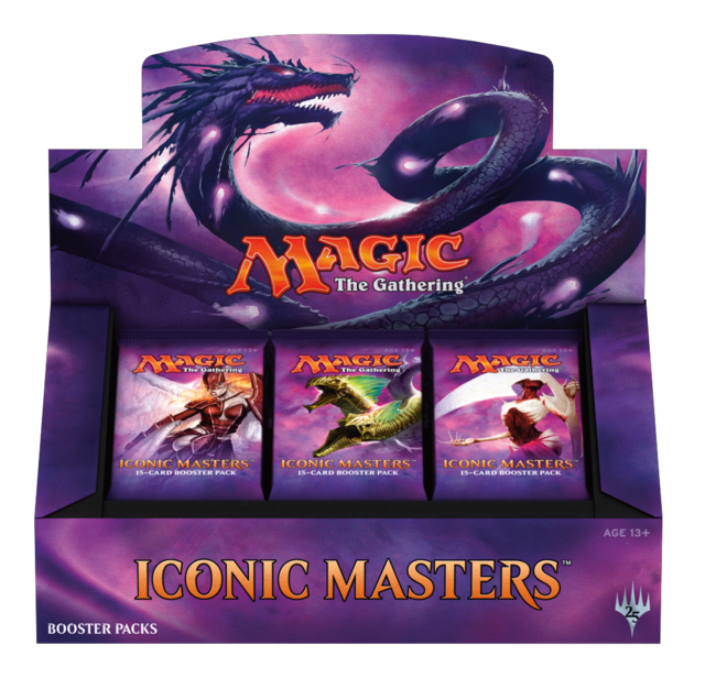 MTG Magic Iconic Masters Booster Box
