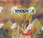 Neopets Card Game TCG Lost Desert Booster Box