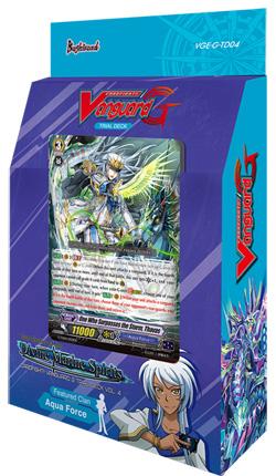 VGE-G-TD04 Blue Cavalry of the Divine Marine Spirits