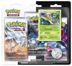 Black & White 3-pack Blister - Snivy