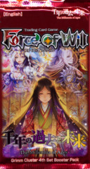 Force of Will Millennia of Ages Booster Pack