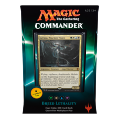 2016 Commander Series: Green/White/Blue/Black GWUB Deck