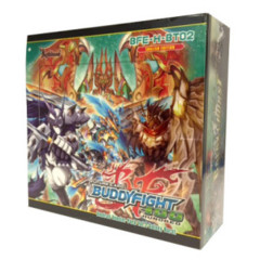BFE-H-BT02 Galaxy Burst Booster Box