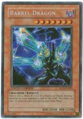 Barrel Dragon Secret Rare Holo MC1-EN002