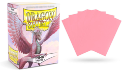 Dragon Shield Sleeves - Matte Pink - 100ct