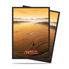 Ultra Pro Standard Size Mana 5 Plains Sleeves - 80ct