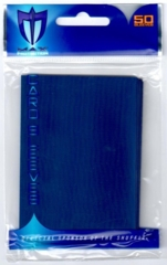 Max Protection Alpha Gloss Standard Size Sleeves - Reflex Blue - 50ct