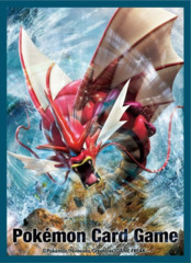 Japanese Pokemon XY9 Shining Gyarados Sleeves 32ct