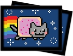 Ultra Pro Standard Size Nyan Cat Sleeves - 50 Count
