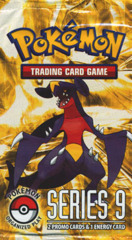Pokemon POP Series 9 Booster Pack