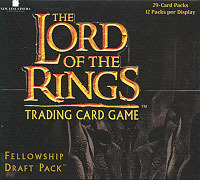 Fellowship Draft Pack Box LOTR