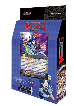 VGE-G-TD08 Vampire Princess of the Nether Hour Trial Deck