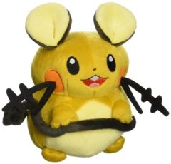 Japanese Pokemon Dedenne 7