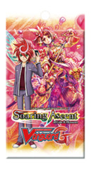 VGE-G-BT02 Soaring Ascent of Gale & Blossom Booster Pack