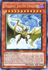 Malefic Truth Dragon Ultra Rare Holo JUMP-EN048