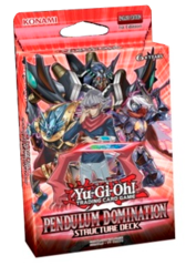 Pendulum Domination Structure Deck
