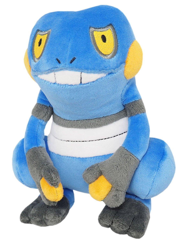 Japanese Pokemon Croagunk 6.5