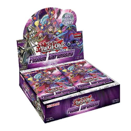 Yu-Gi-Oh! Fusion Enforcers Booster Box