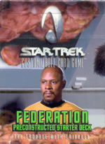 Federation Starter Deck