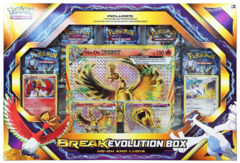 Break Evolution Box - Ho-Oh & Lugia
