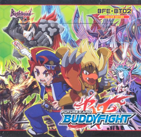 BFE-BT02 Cyber Ninja Squad Booster Box