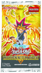 Yu-Gi-Oh Millennium Pack 1st Edition Booster Pack