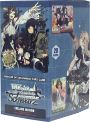 Weiss Schwarz KanColle Kantai Collection Booster Box