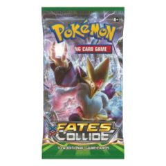 XY10 Fates Collide Booster Pack
