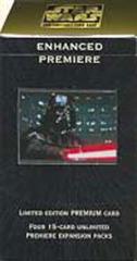 Enhanced Premiere Darth Vader Lightsaber Package