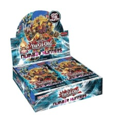 Number Hunters 1st Edition Booster Box
