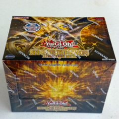 Rise of the True Dragons Structure Deck SR02 Display Box