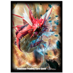 Pokemon Shiny Mega Gyarados 65-count Standard Size Sleeves