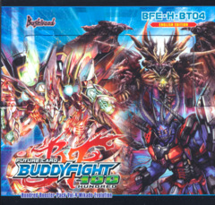BFE-H-BT04 Mikado Evolution Booster Box